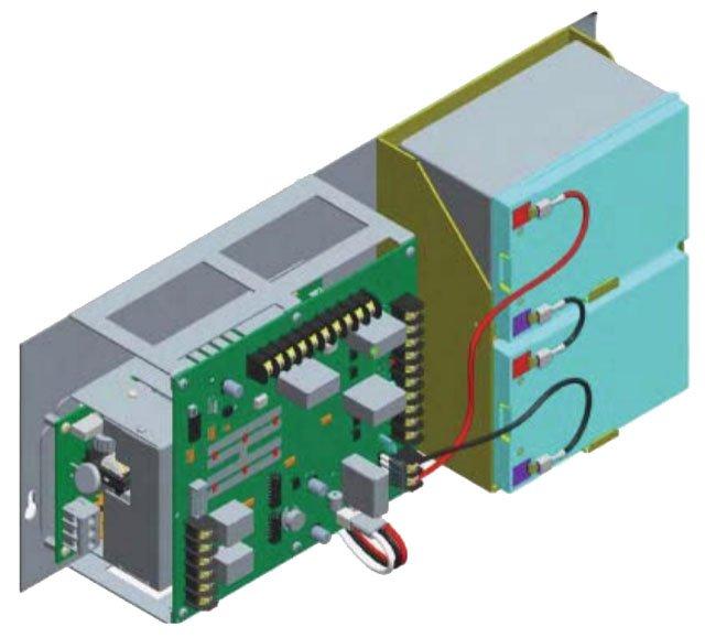 Notifier HPFF12CM NAC Expander Power Supply
