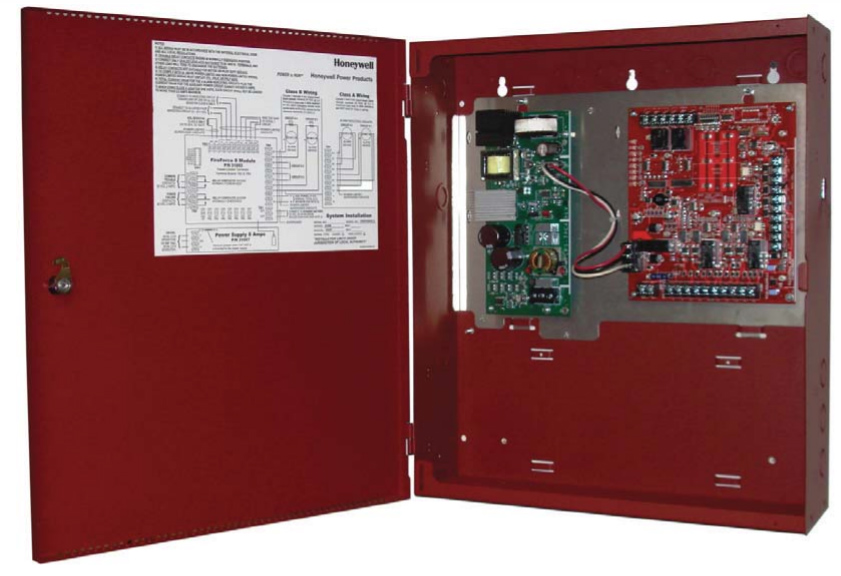 Notifier HPFF8 NAC Expander Power Supply