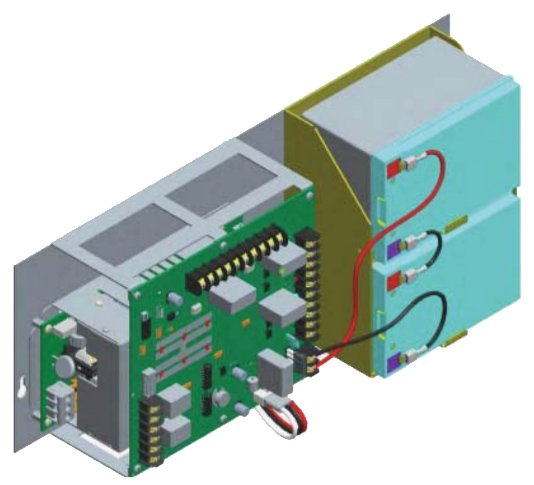 Notifier HPFF8CM NAC Expander Power Supply