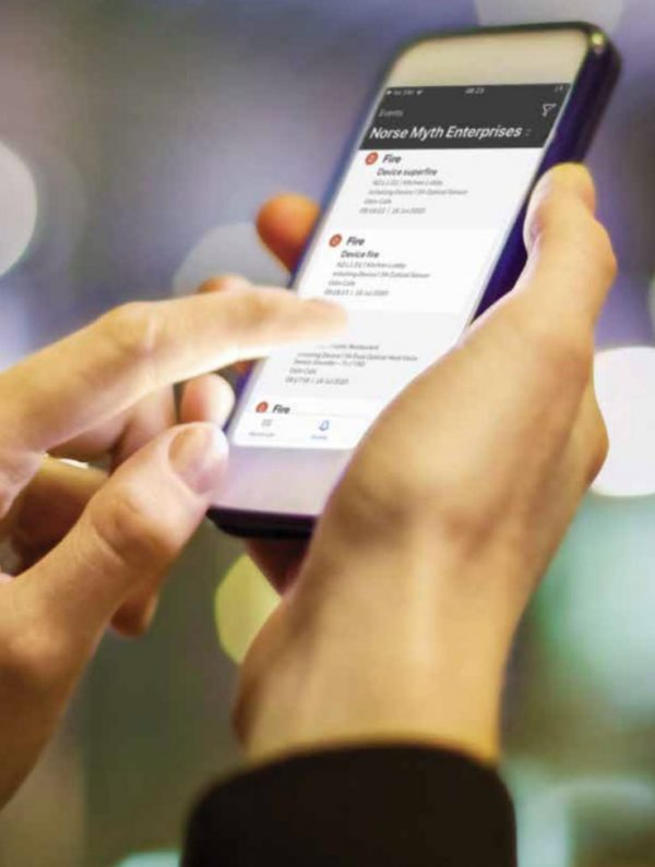 Putting facility management into your pocket with the CLSS Mobile App