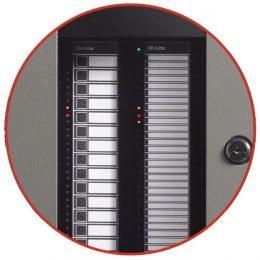 NOTIFIER ACM-30 Annunciator Closeup
