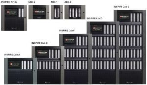 NOTIFIER INSPIRE CAB-5 Cabinets