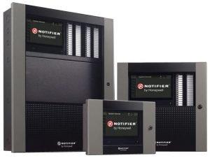 NOTIFIER INSPIRE N16e N16x Fire Alarm Control Panels