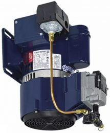 General Air Products Air Compressors Oil Less Riser Mounted
