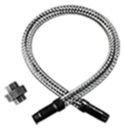 General Air Products Stainless Steel Flex Hose P3002MP