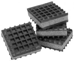 General Air Products Vibration Isolation Pads KVP4X4