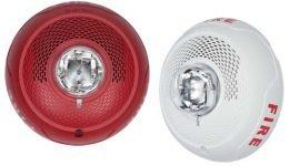 NOTIFIER Speaker-Strobes Indoor Ceiling Selectable-Output