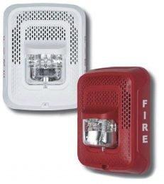 NOTIFIER Speaker-Strobes Indoor Wall Selectable-Output