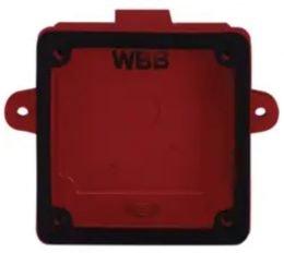 NOTIFIER WBB Alarm Bell Weatherproof Backbox
